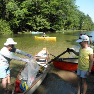 Friends of Sleeping Bear Dunes - On the River
